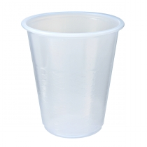 CUP, TRANS, 3OZ, RIGHT KUP,  R