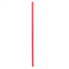 "RED STIR STRAW, 5"", UNWRAPPED (1,000)"