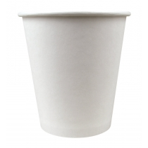 CUP, PAPER, 10 OZ, WHITE, HOT