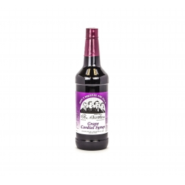 FEE BROTHERS GRAPE CORDIAL SYRUP 1 QUART (EACH)
