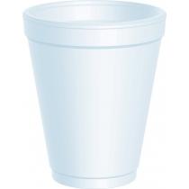 CUP, FOAM, 10 OZ, 10J10, SMAL