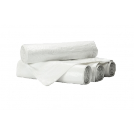 "TRASH CAN LINER / BAG, 55 GALLON, WHITE, 38"" W X 58"" L (100)"