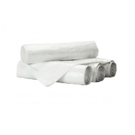 LINER, 38 x 58, 55 GAL, WHITE,
