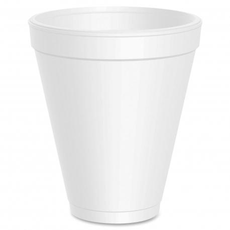 CUP, FOAM, 12 OZ, 12J16, SMALL