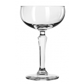 LIBBEY 601602, COCKTAIL / CHAMPAGNE, 8.25 OZ, COUPE, RETRO - 12 PER CASE