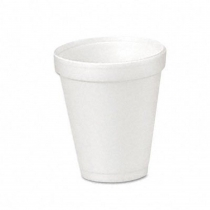 CUP, FOAM, 4 OZ, 4J4 (1000) D