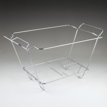 CHAFING RACK, WIRE, FOR HALF-SIZE FOIL (DISPOSABLE) PANS - 24 PER CASE