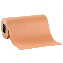 "PEACH 15"" BUTCHER PAPER, 900' ROLL, 40 LB BASIS,  (ROLL)"