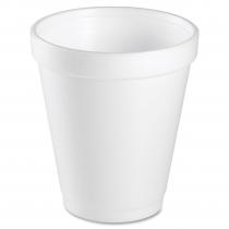 CUP, FOAM, 8 OZ, 8J8, (1000)
