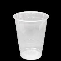 KARAT 16 OZ CLEAR PLASTIC P.E.T.CUP, C-KC16 (1000/CS)