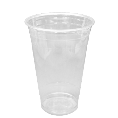 KARAT 20 OZ CLEAR PLASTIC P.E.T.CUP, C-KC20 (1000/CS)