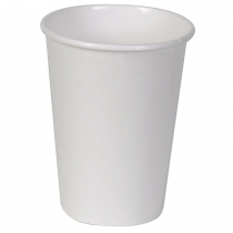 SOLO 16 OZ, WHITE PAPER HOT CUP, 316W-2050 (1000)