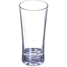 CARLISLE 10 OZ ALIBI CLEAR HIGHBALL TUMBLER