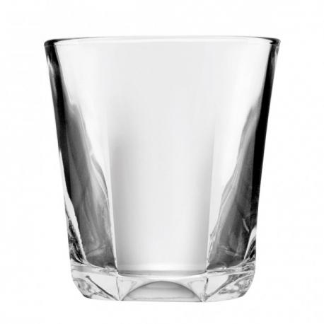 ANCHOR HOCKING 77770 10 OZ ROCKS GLASS CLARISSE RIM TEMPERED