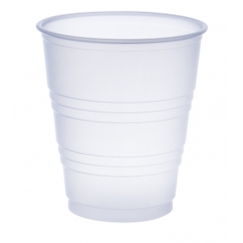 DART Y7, 7 OZ TRANSLUCENT PLASTIC CUP, (2500)