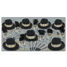 PLATINUM GOLD ASSORTMENT FOR 50 PEOPLE - 86195-50