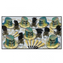 NEW YEAR TOPAZ ASSORTMENT FOR 50 PEOPLE - 88249 - 50
