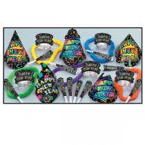 NEW YORKER NEW YEAR  ASSORTMENT FOR 50 PEOPLE - 88250 - 50