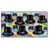BEISTLE NEON PARTY NEW YEAR'S PARTY FAVOR KIT FOR 50 PEOPLE