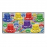 BEISTLE NEW YEAR STAR NEW YEAR'S PARTY FAVOR KIT FOR 50 PEOPLE