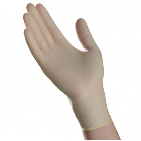 AMBITEX LARGE POWDER-FREE SYNTHETIC GLOVE, LG5221W - SOLD PER CASE OF 10/100
