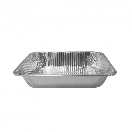HALF SIZE DEEP STEAM TABLE PAN, ECONOMY (100)