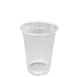 KARAT 10 OZ CLEAR PLASTIC PET CUP, C-KC10 - 1,000 PER CASE