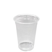CUP, PLASTIC, 10 OZ, CLEAR PET