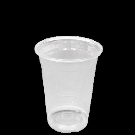 CUP, PLASTIC, 10 OZ, CLEAR PET