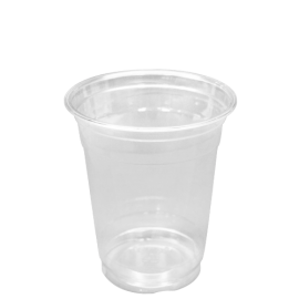 KARAT 12 OZ CLEAR PLASTIC PET CUP, C-KC12 - 1,000 PER CASE