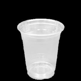 KARAT 12 OZ CLEAR PLASTIC PET CUP, C-KC12 - 1,000 PER CASE