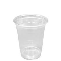 CUP, PLASTIC, 12 OZ, CLEAR PET