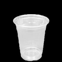 CUP, PLASTIC, 12 OZ, CLEAR PET