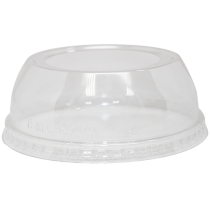 LID, PLASTIC, CLEAR, DOME W/WI