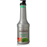 MONIN WATERMELON PUREE, PLASTIC LITER BOTTLE - 4 PER CASE