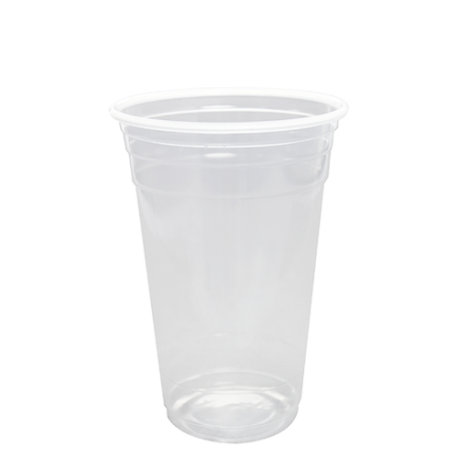 CUP, PLASTIC, 20 OZ, POLYPRO,