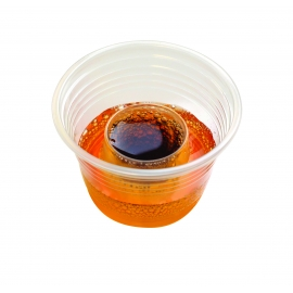 FINELINE BOMB CUP / BLASTERS, 2.75 OZ CUP WITH 1OZ CHAMBER (500)
