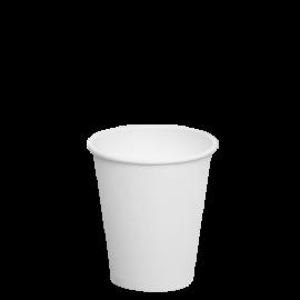 KARAT 8 OZ WHITE PAPER HOT CUP (1000/CS)