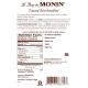 MONIN TOASTER MARSHMALLOW FLAVORED SYRUP, PLASTIC LITER BOTTLE - 4 PER CASE