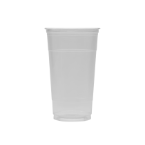 KARAT 32 OZ CLEAR PLASTIC PET CUP, C-KC32 - 300 CUPS PER CASE
