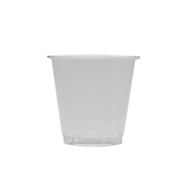 KARAT 3 OZ CLEAR PLASTIC PET CUP (2,500)