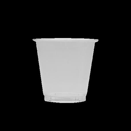 KARAT 3 OZ CLEAR PLASTIC PET CUP, C-KC3 - 2,500 PER CASE
