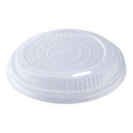 KARAT PLA, WHITE  DOME SIP LID, FOR 10-20 OZ COMPOSTABLE KE-KDL516 (1000)