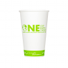 KARAT EARTH 16 OZ PLA-LINED PAPER CUP  *STOCK PRINT*, COMPOSTABLE, KE-K516 (1000/CS)