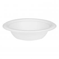 KARAT BAGASSE, 12 OZ BIODEGRADABLE PLATE, KE-BBR12-1C (1000/CS)