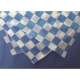"DPI DRY WAX, BLUE/WHITE CHECKERED DELI PAPER, 12"" X 12"" FLAT PACK (5/1000)"