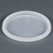 DELI CONTAINER CLEAR LID *ONLY* FOR 8-32 OZ CONTAINERS SOLD IN CASE OF 480 LIDS ONLY