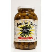 OLIVE, 1 GAL, PITTED, JUMBO BA
