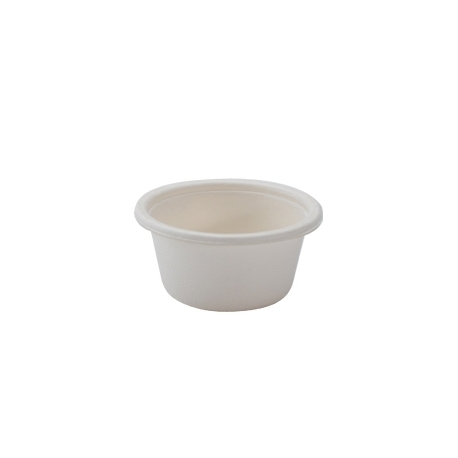 2 OZ PORTION CUP, BAGASSE (2,500) FINELINE SETTINGS