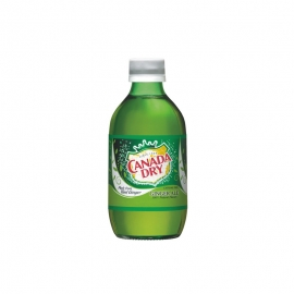 CANADA DRY® GINGER ALE, 10 OZ GLASS BOTTLES (24 BOTTLES/CASE)
